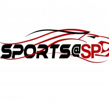Sports @SP logo in Red n Black