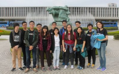 Exchange Programme, Hiroshima Institute of Technology Polytechnic, 28 September to 8 October 2015