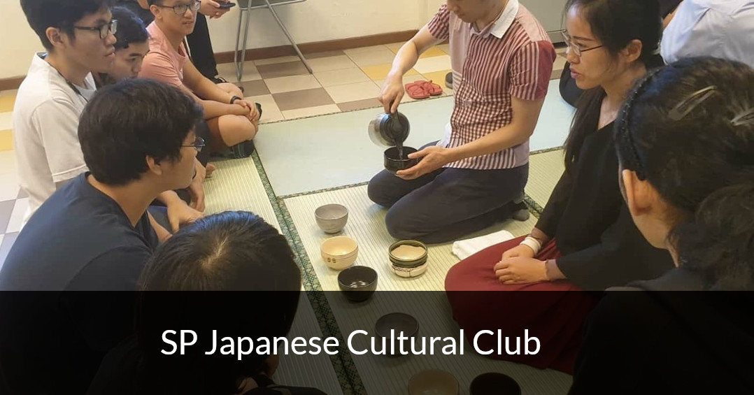 SP Japanese Cultural Club